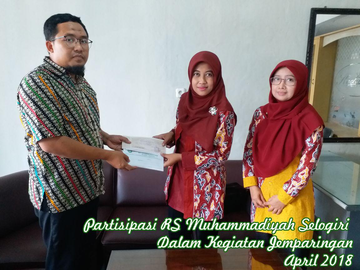 Partisipasi RS Muhammadiyah Selogiri Dalam Kegiatan Jemparingan