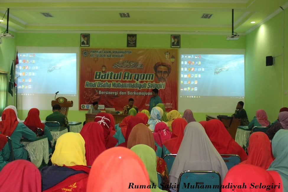Kegiatan Baitul Arqom (BA) Amal Usaha Muhammadiyah (AUM)